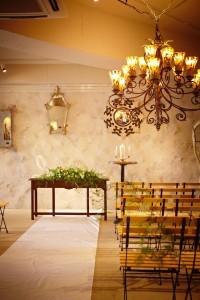 レストランウェディング カフェ テラス・ド・パリ