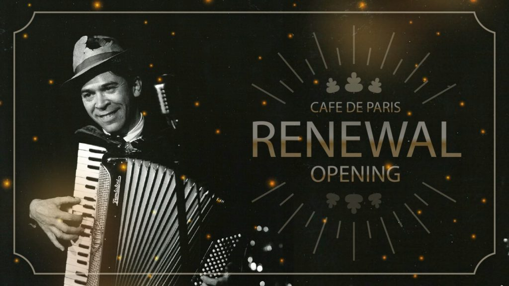 RENEWAL OPENING PARTY