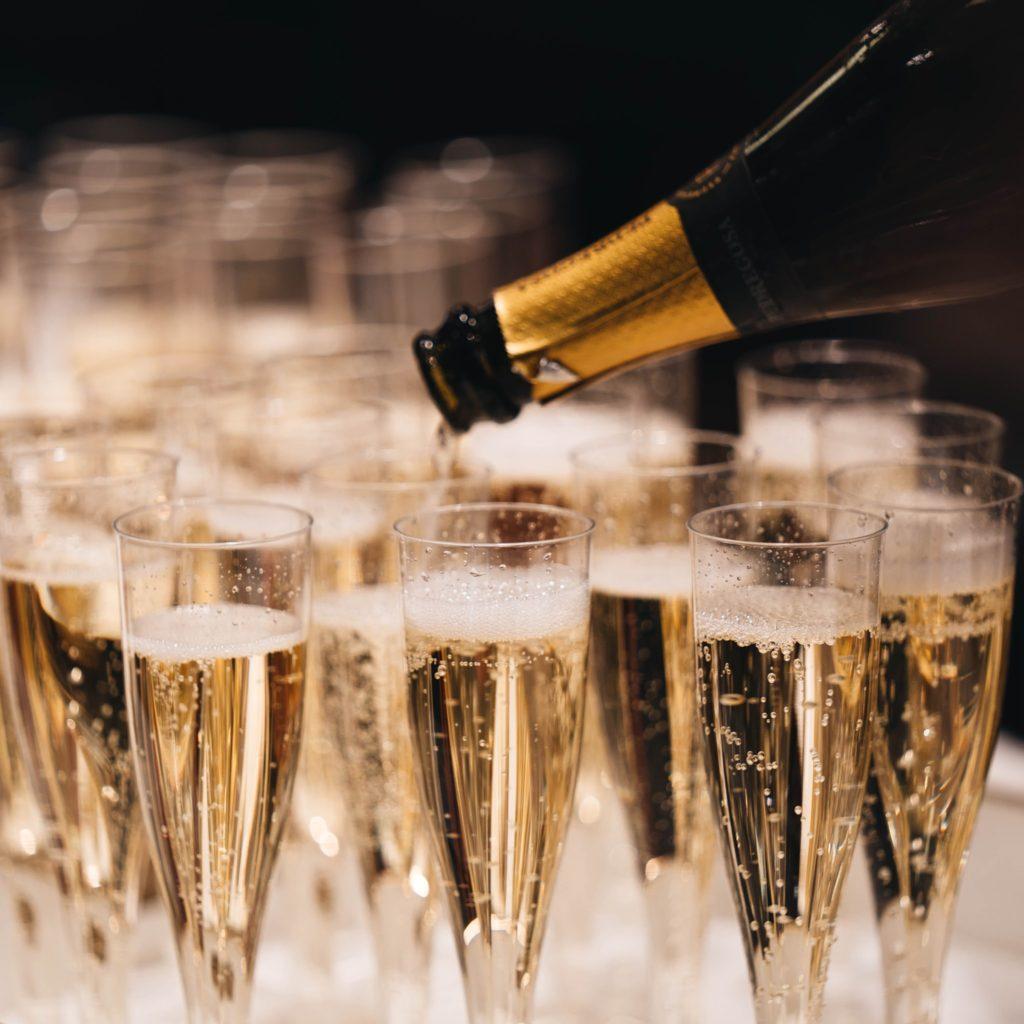 厳しい品質基準が設けられているシャンパン