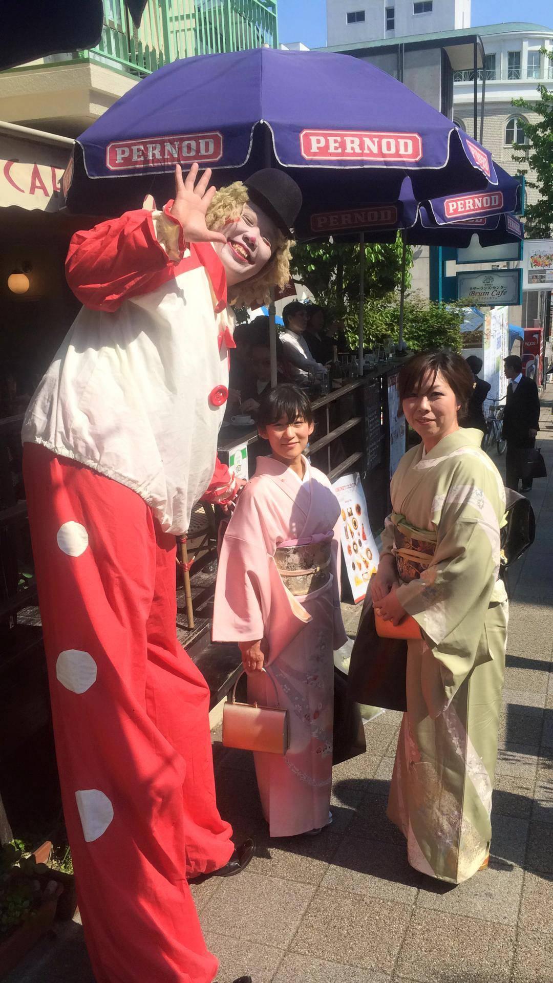 スペシャルなゴールデンウィークを神戸北野で愉しみましょう♪