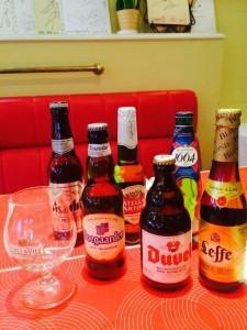 夏にぴったりの冷えたドリンクやビールをご用意してお待ちしております♪