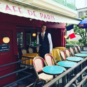神戸北野ビストロ カフェ・ド・パリ Bistrot cafe de paris