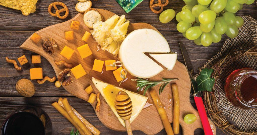 チーズ&ワイン・ディナー Cheese & Wine Dinner