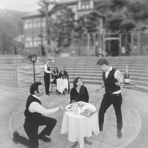 ビストロ・カフェ・ド・パリ