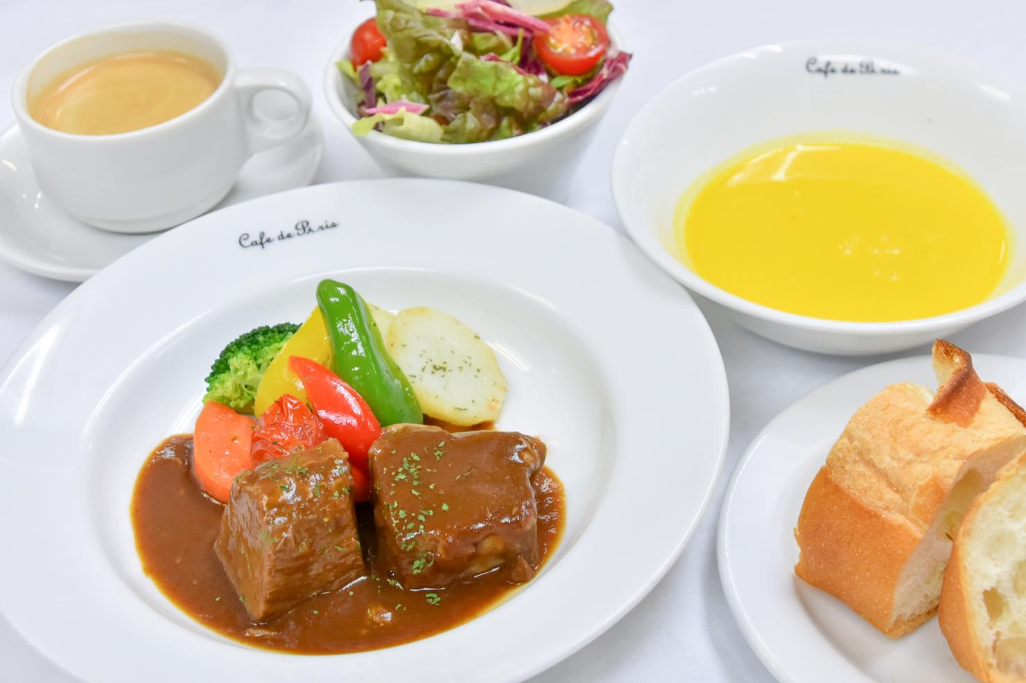 BEEF STEW SETS ビーフシチューセット