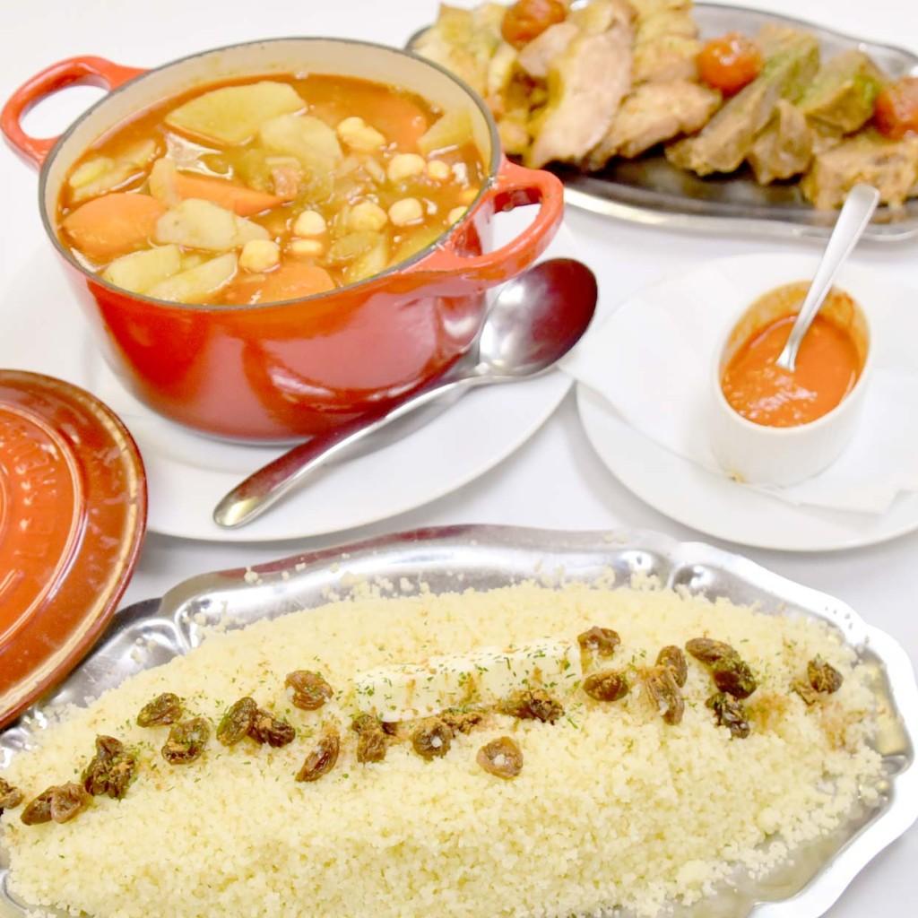 クスクス Couscous 蒸粗麦粉