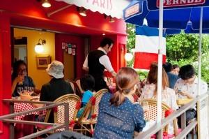 北野フレンチ ビストロ カフェ・ド・パリ