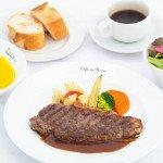 ステーキランチ Steak Lunch 牛排套餐
