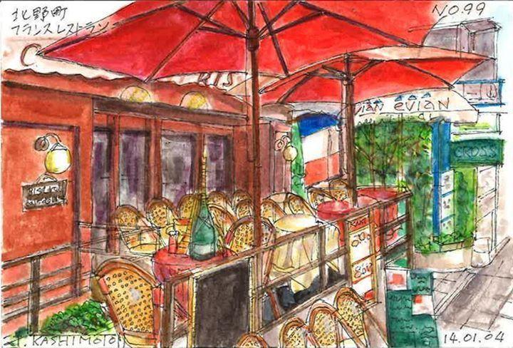 ビストロ カフェ・ド・パリ
