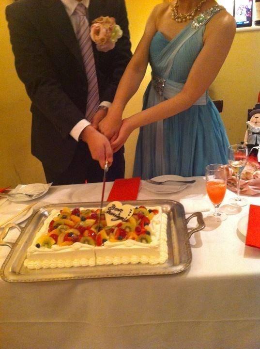 結婚式二次会パーティー